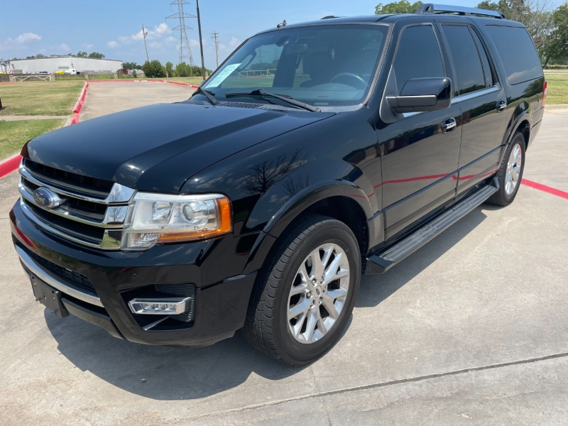 Ford Expedition EL 2017 price $28,777