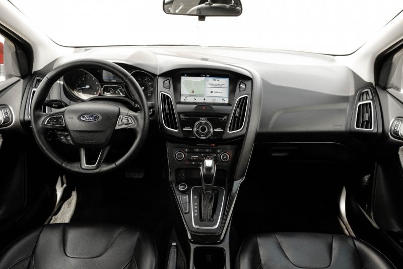 Ford Focus Titanium 2017 price $14,977