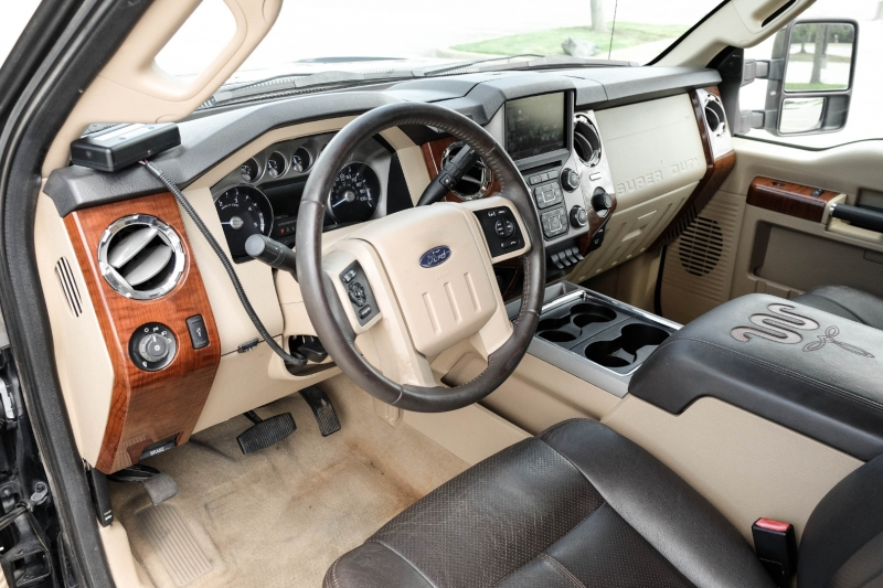 Ford Super Duty F-250 KING RANCH 2015 price $41,977