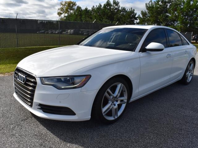 Audi A6 2015 price $13,800