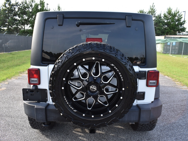 Jeep Wrangler JK Unlimited 2018 price $32,800