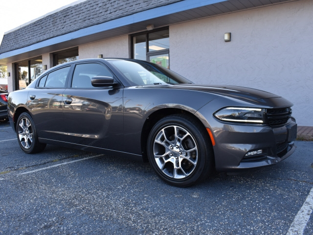 Dodge Charger 2015 price $18,495