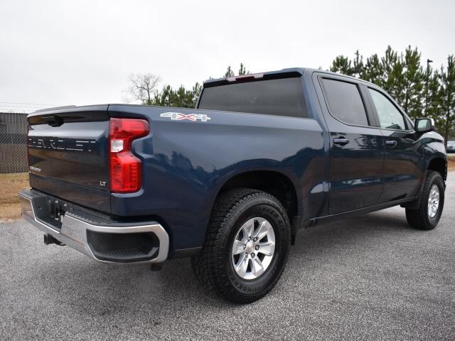 Chevrolet Silverado 1500 2020 price $42,800