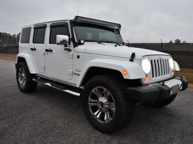 Jeep Wrangler Unlimited 2011 price $18,900