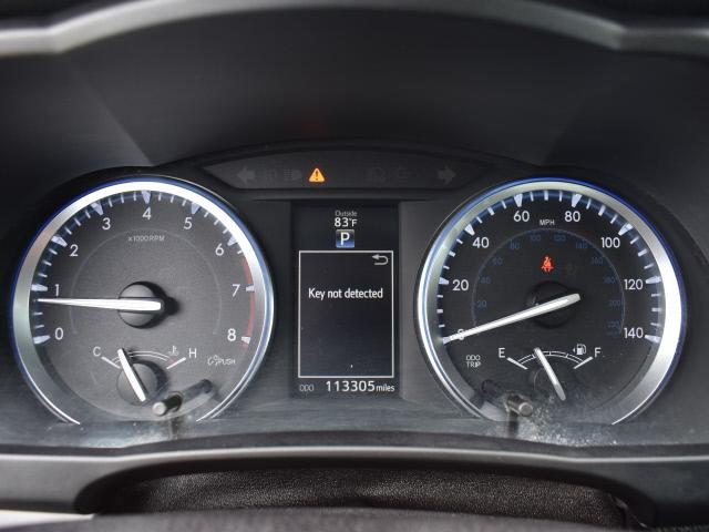 Toyota Highlander 2016 price $27,900