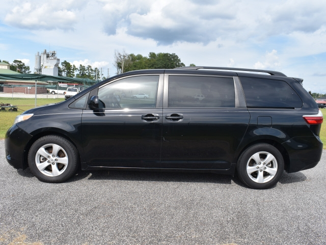 Toyota Sienna 2015 price Call for Pricing.