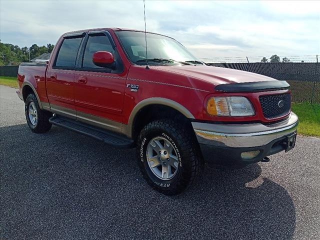 Ford F-150 2002 price $9,800