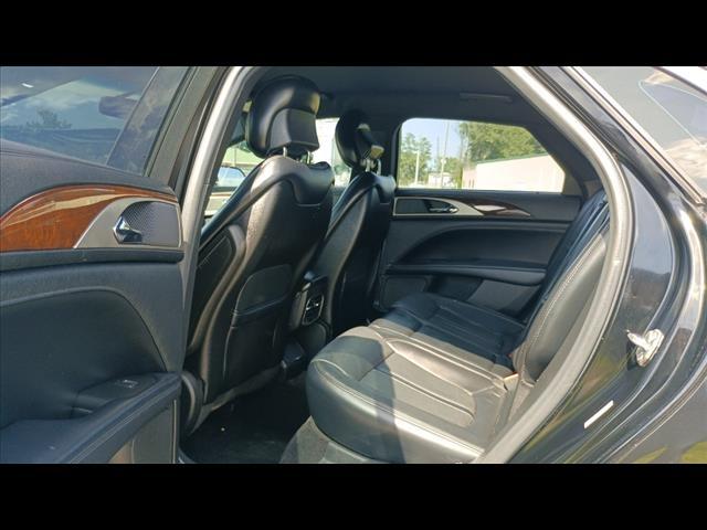Lincoln MKZ 2017 price $19,900