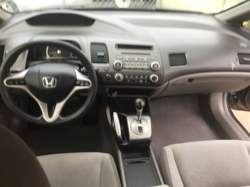 HONDA CIVIC 2010 price Call for Pricing.