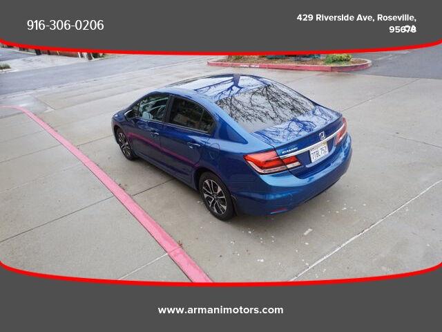 Honda Civic 2015 price $12,950