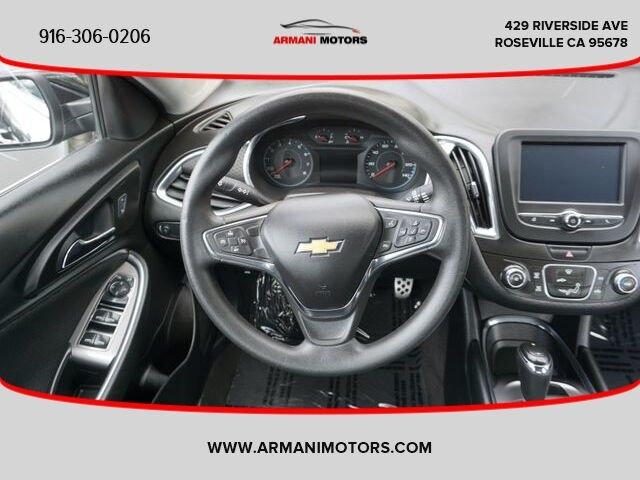 Chevrolet Malibu 2017 price $13,995