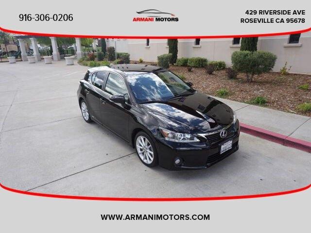 Lexus CT 200h 2012 price $12,295