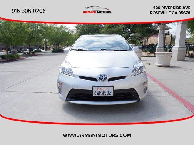 Toyota Prius 2012 price $13,495