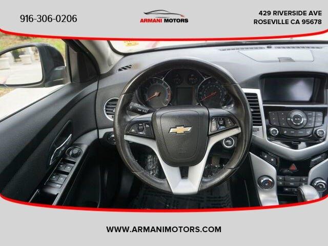 Chevrolet Cruze 2014 price $10,295