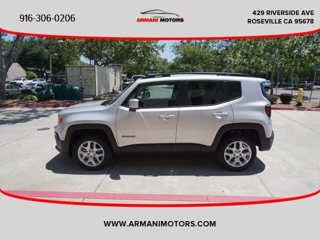 Jeep Renegade 2016 price $13,750