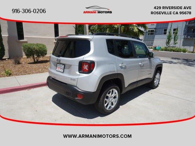 Jeep Renegade 2016 price $14,745