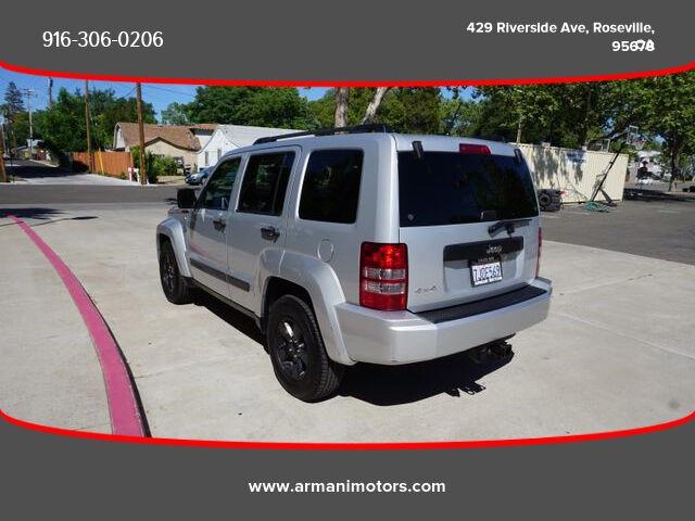 Jeep Liberty 2012 price $11,995