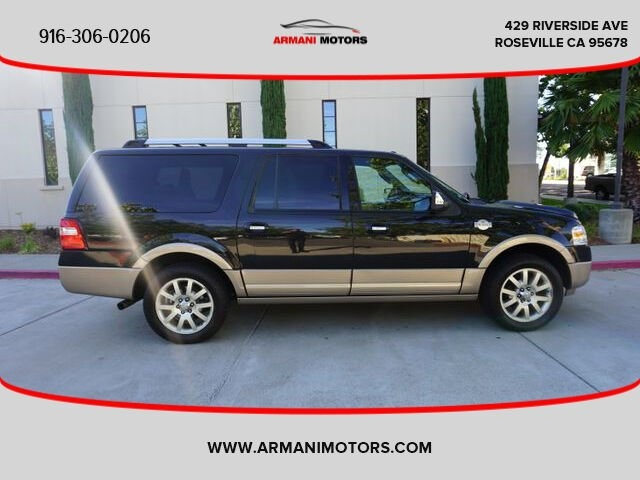 Ford Expedition EL 2013 price $17,295