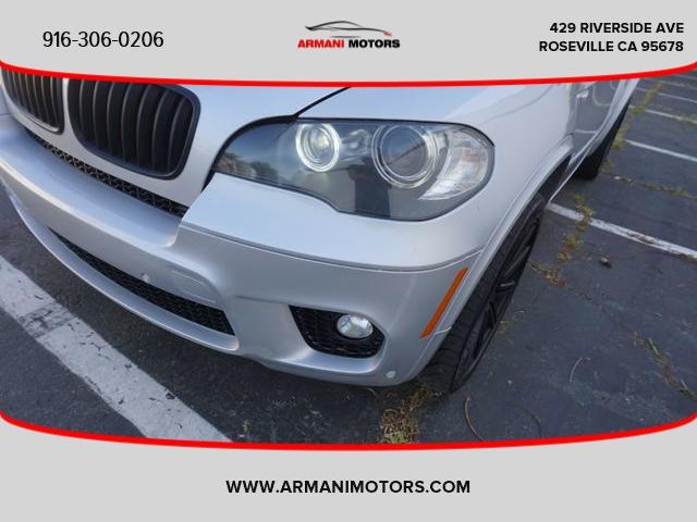 BMW X5 2011 price