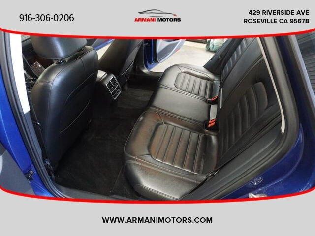 Volkswagen Passat 2016 price $11,495