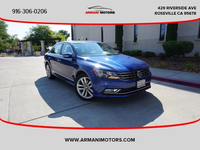Volkswagen Passat 2016 price $11,295