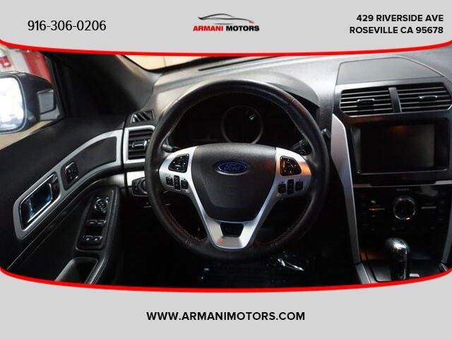 Ford Explorer 2015 price $20,495