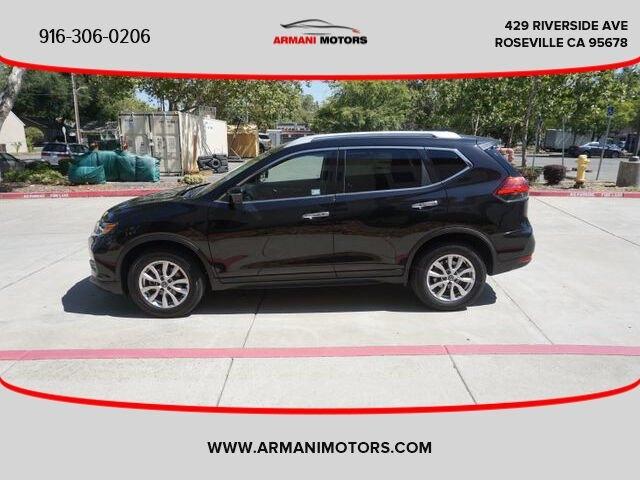 Nissan Rogue 2017 price $15,495