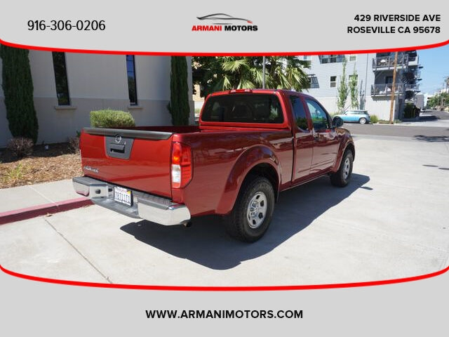 Nissan Frontier 2015 price $14,495