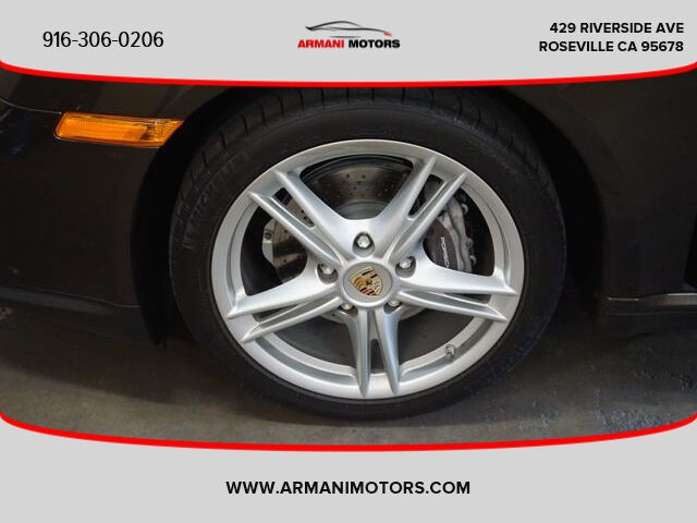 Porsche Cayman 2011 price $24,995