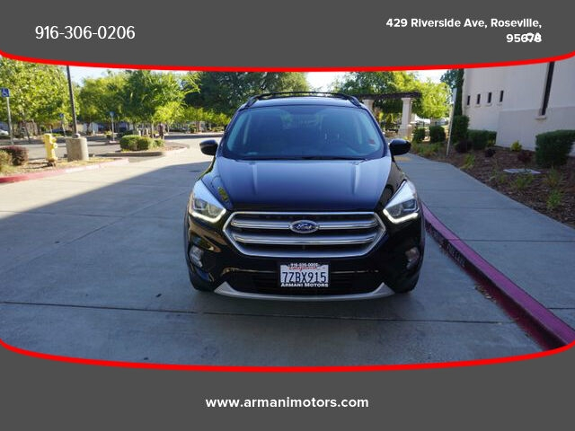 Ford Escape 2017 price $14,995