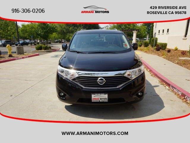 Nissan Quest 2016 price $11,995