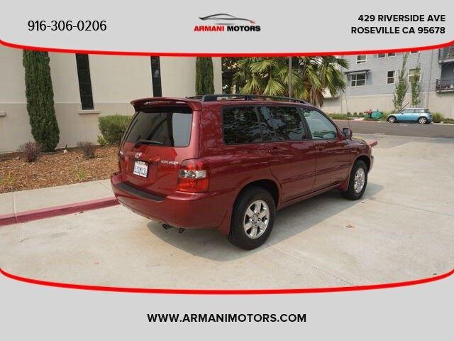 Toyota Highlander 2007 price $7,495