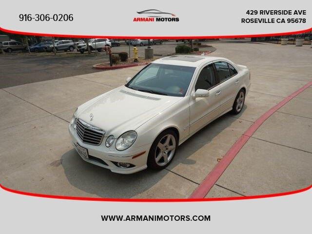 Mercedes-Benz E-Class 2008 price $10,995