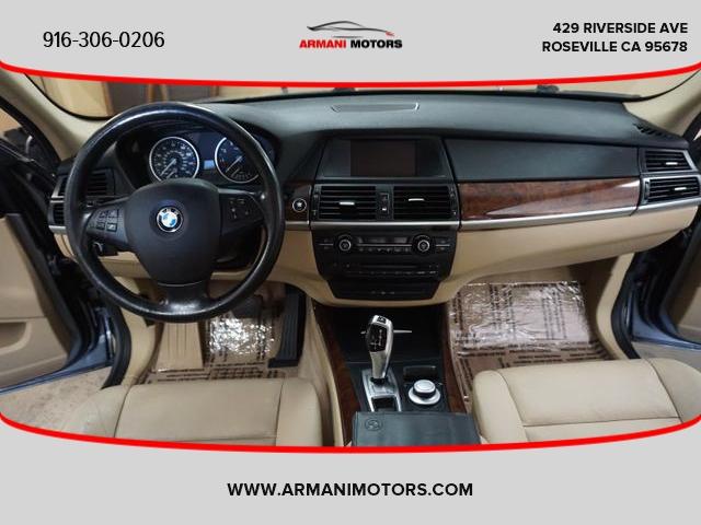 BMW X5 2007 price