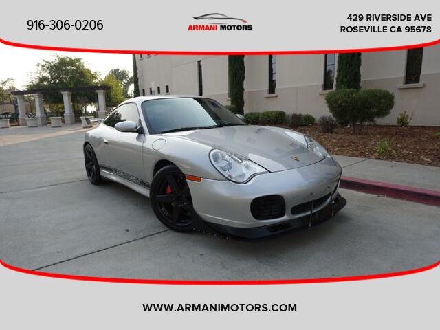 Porsche 911 2003 price $20,995