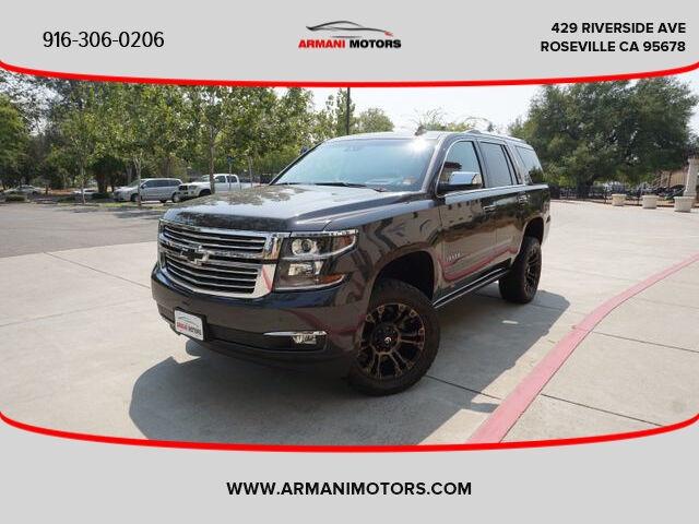 Chevrolet Tahoe 2017 price $45,995