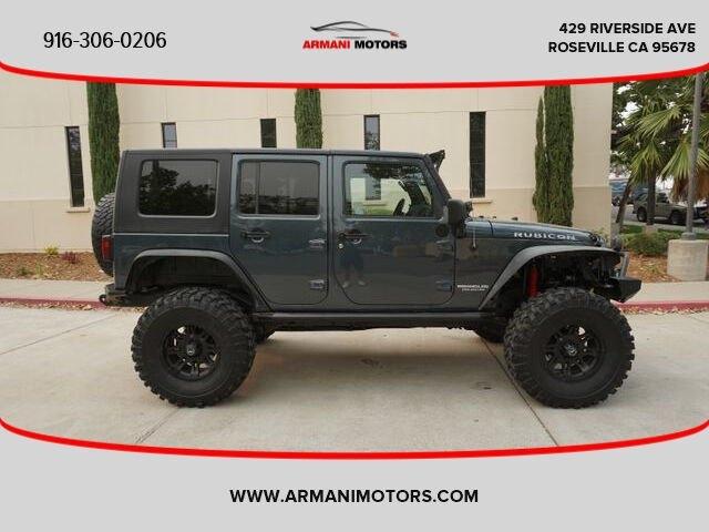 Jeep Wrangler Unlimited 2007 price $27,995