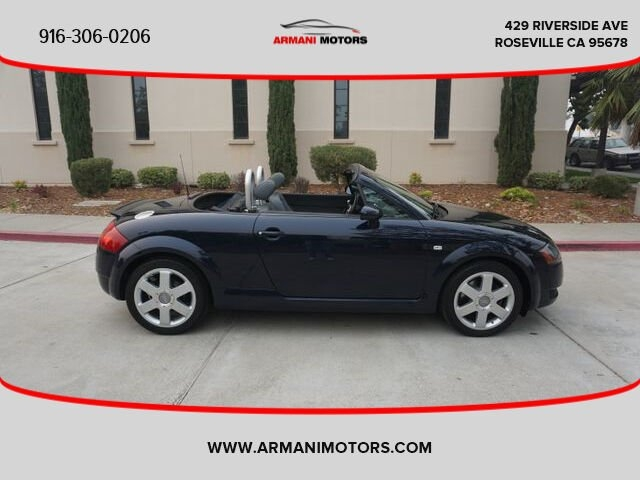 Audi TT 2002 price $8,995