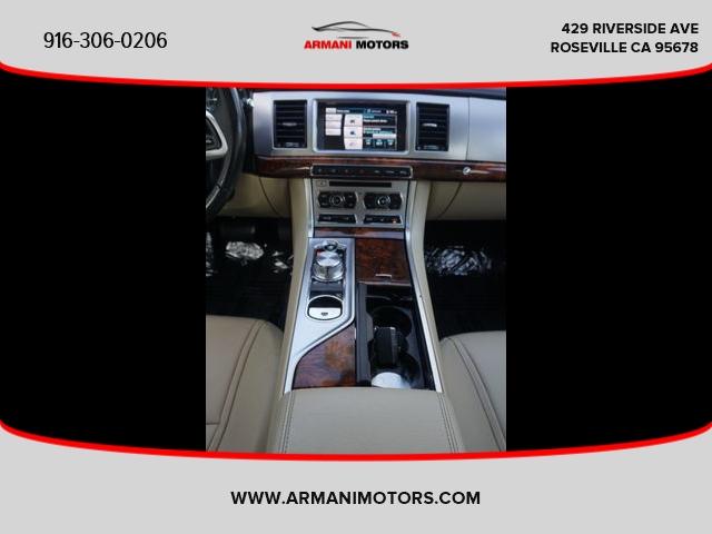 Jaguar XF 2015 price