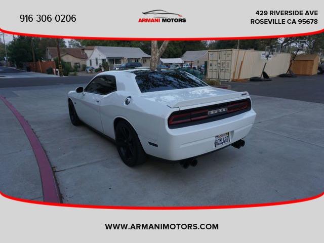 Dodge Challenger 2012 price