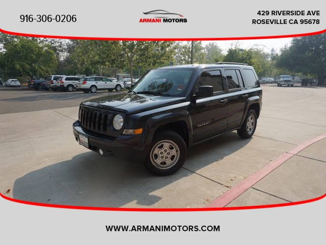 Jeep Patriot 2015 price