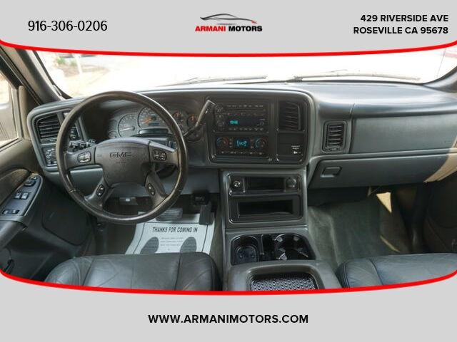 GMC Sierra 2500HD 2003 price $11,995
