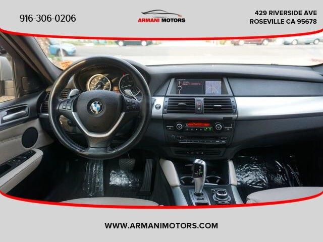 BMW X6 2011 price $17,995