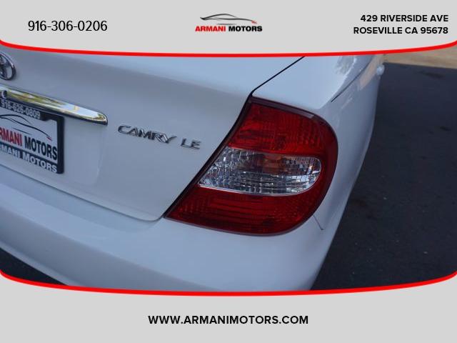 Toyota Camry 2003 price