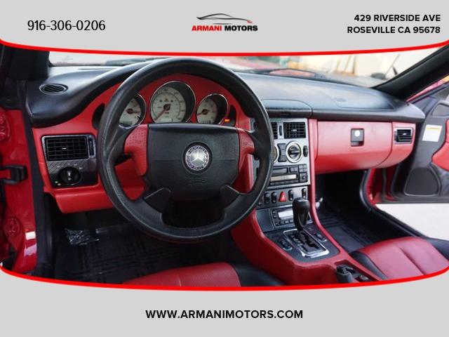Mercedes-Benz SLK-Class 1998 price