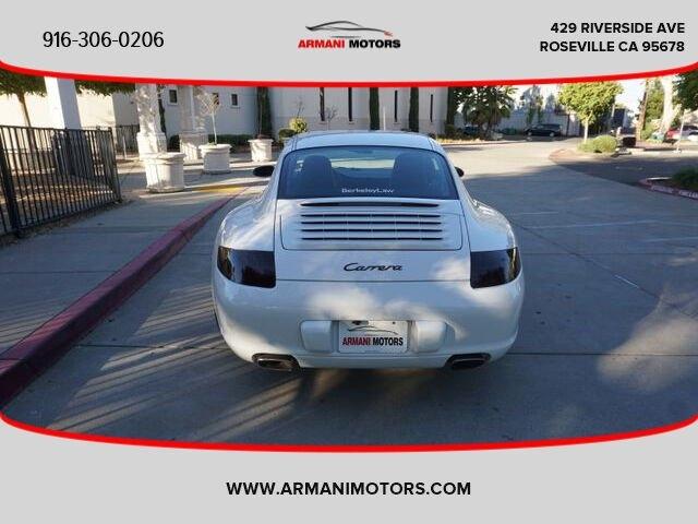 Porsche 911 2007 price $33,995