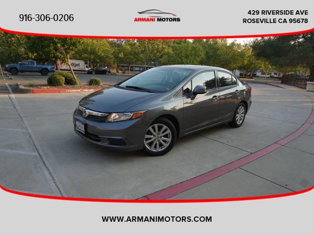 Honda Civic 2012 price