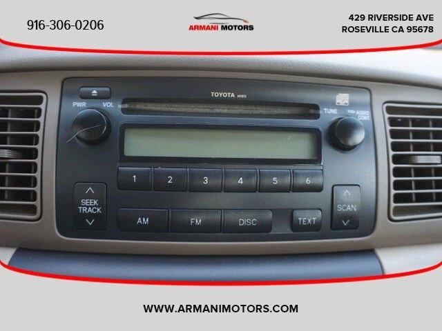 Toyota Corolla 2007 price $6,995