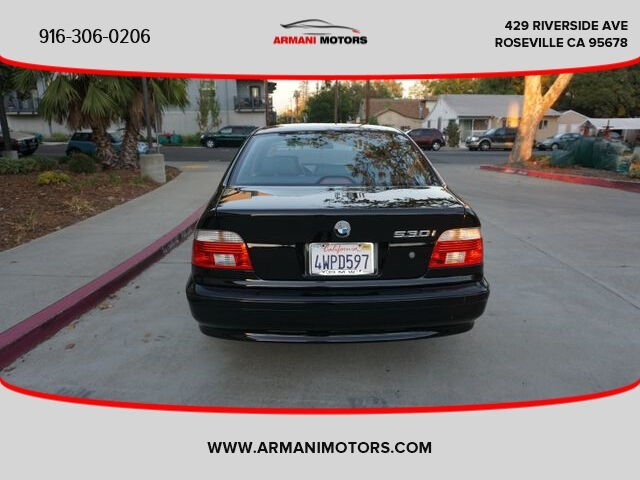 BMW 5 Series 2002 price $6,995