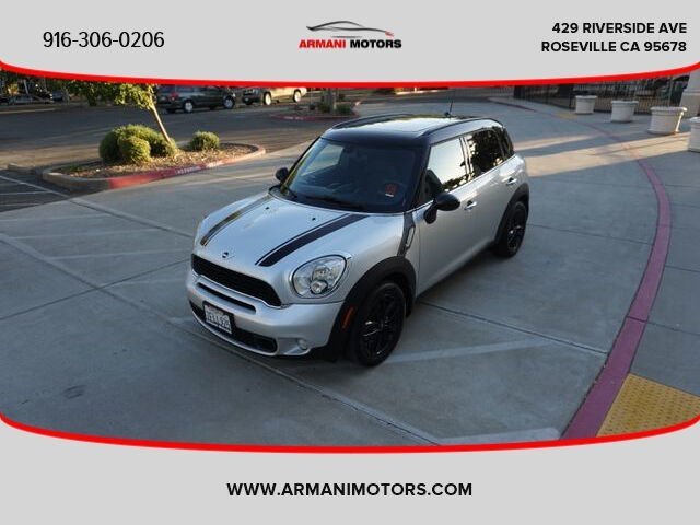 MINI Countryman 2014 price $12,995